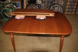 Vilas Maple Dining Room Table -