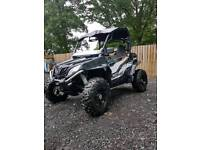 QUADZILLA (cf moto) Z8 road legal buggy