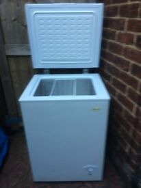 PROLINE CHEST FREEZER IN GOOD WORKING CONDITION.
