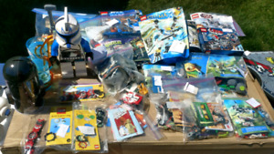 Lego Stuff and other toys