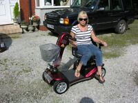 Mobility Scooter Brand New Condition - Unused!