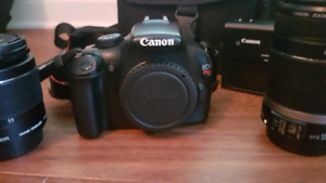 Canon  EOD Rebel T3