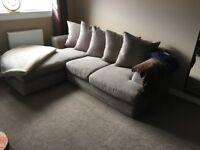 L shaped sofa - Next