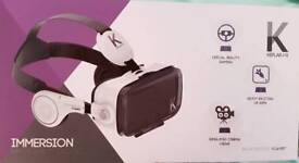 Keplar-VR Immersion Virtual Reality Goggles