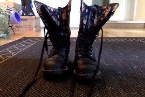 Size 8 Women's Doc Marten boots