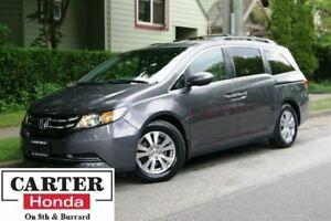 2015 Honda Odyssey EX-L w/RES + NEW TIRES + NO ACCIDENTS + Certi