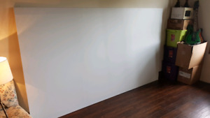 130 inch fixed projector screen