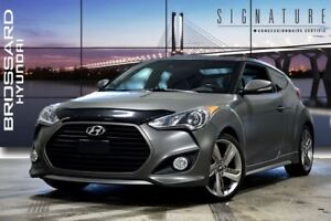 2013 Hyundai Veloster Turbo w/Colour Pack TOIT OUVRANT PANO. GPS