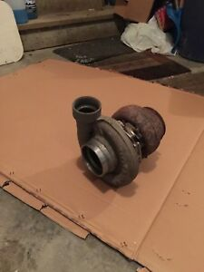 Turbo off of 2012 Volvo D 12