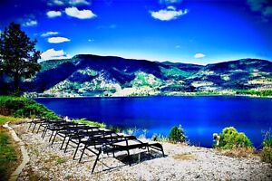 August 20- 25 Penticton Skaha lake view vacation  home $250