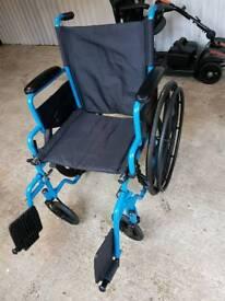 Adult 18x15 Wheelchair