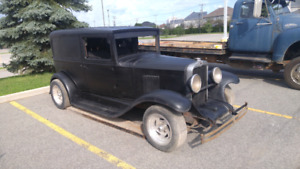 1930 chevy ratrod hotrod project