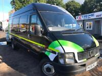 Volkswagen LT 2.8TD ( 158bhp ) 46 LWB ex drain inspection vehicle