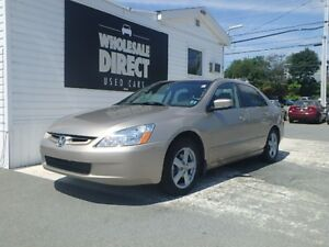 2005 Honda Accord SEDAN 2.4 L