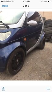 2005 smart car diesel safety and e test