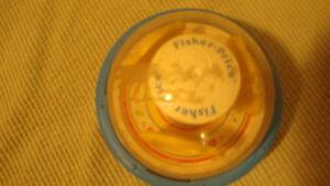 Fisher Price musical spin top for Sale