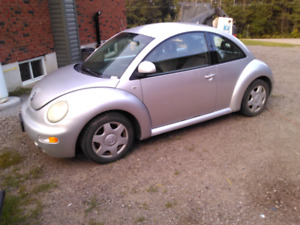 For sale quebec plated 2000 beetle