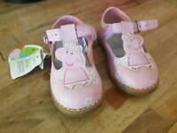 peppa pig baby shoes