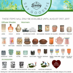 Scentsy 10% OFF IN AUGUST!!