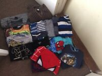 Boys clothes ages 7-8
