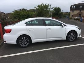 Toyota Avensis for sale. 59,000 miles, great condition, pet and smoke free,