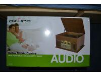 Acura Retro Music Centre