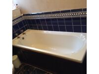 Bath or 3 piece bathroom suite