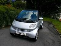 !!New mot!! Mercedes Smart Fortwo Auto 2004