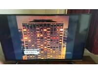 Hisense 4k smart TV 40in 4hdmi usb