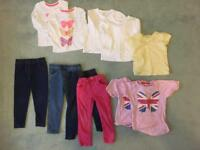 11 Piece 2-3 yrs bundle £3.50 ALL IN