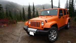 2013 Jeep Wrangler Sahara Other