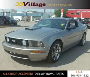 2008 Ford Mustang GT Premium Audio System, Leather Interior,...