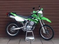 Kawasaki KLX 250 Only 7680miles. Delivery Available *Credit & Debit Cards Accepted*