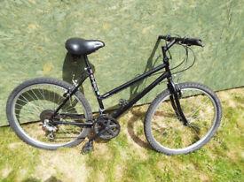 Hawk Shimano mountain bike for Girls or Boys