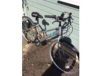 """HARDLY USED womens apollo excelle hybrid bike 17"""""""