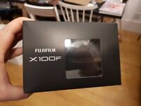 FUJIFILM X100F FULL PREMIUM CASE - BLACK - NEW - UNUSED