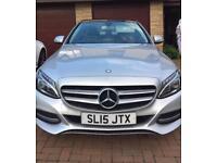 Mercedes-Benz C Class 2.1 C220 CDI BlueTEC Sport (Premium) Saloon 7G-Tronic Plus 4dr (start/stop)
