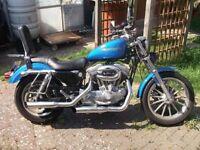 Harley Davidson Sportser