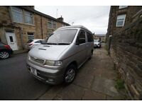 Mazda Bongo 2.5 diesel with Conversion