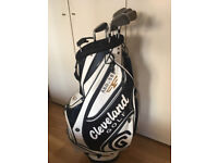 CLEVELAND TOUR BAG & RIFE 'GENERAL' PUTTER - £160 - CASH ON COLLECTION ONLY