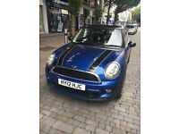 2012 Blue Mini one with John copper kit for sale