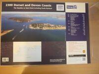 Imray Nautical Charts - Folio 2300 Dorset and Devon Coasts 2016 Edition