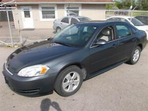 2010 Chevrolet Impala LT Low Km 2 Year Warranty!