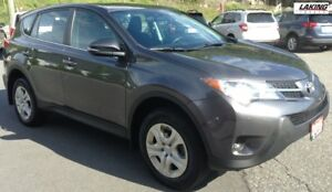 2015 Toyota RAV4 LE FWD BLUETOOTH CONTECTION Clean Car Proof, On