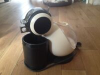 Necafe Dolce Gusto coffee machine in cream