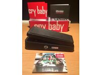 Jim Dunlop Cry Baby Wah Pedal Model GCB95