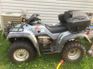 Honda foreman for sale $3500 obo