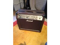Marshall AS100D Guitar / PA amp £250