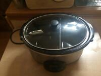 Russel Hobbs large Slow Cooker Dual Pot 3.5L