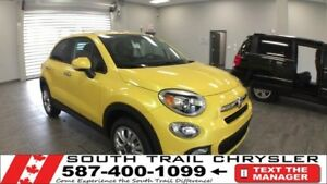 2016 FIAT 500X Sport BRAND NEW CONTACT CHRIS FOR MORE INFO!